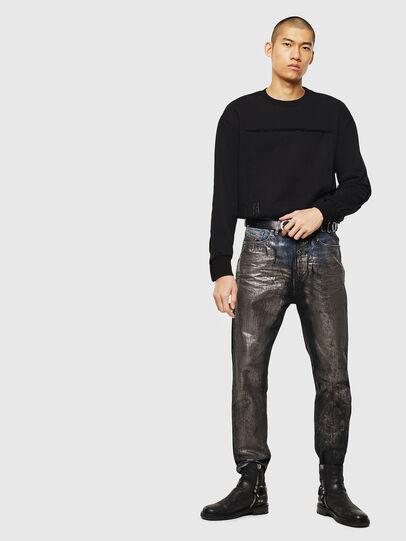 Diesel - S-BAY-RAW, Black - Sweaters - Image 6