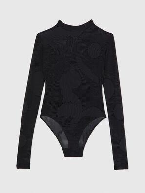 UFBY-NOELA-M, Black - Bodysuits