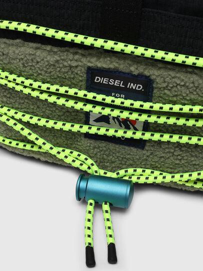 Diesel - ROEDER, Black/Green - Crossbody Bags - Image 5