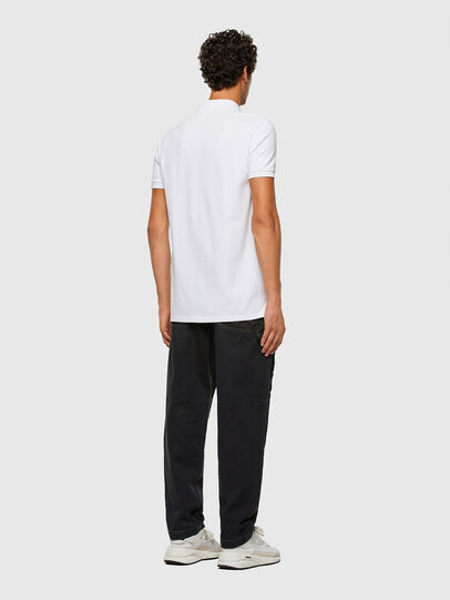 Diesel - T-HARRY, White - Polos - Image 5