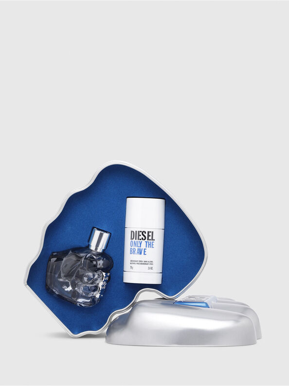 ONLY THE BRAVE 75ML METAL GIFT SET,  - Only The Brave