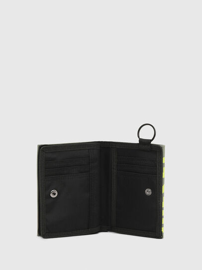 Diesel - YOSHI II, Olive Green - Small Wallets - Image 3