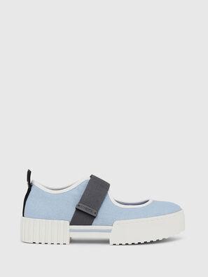 H-MERLEY B, Azure - Sneakers