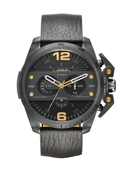 Diesel - DZ4386, Black - Timeframes - Image 1