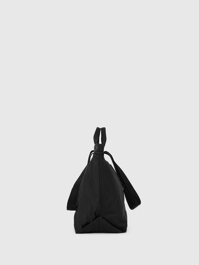Diesel - SHOPPYE, Black - Shopping and Shoulder Bags - Image 3