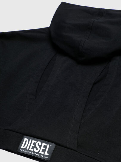 Diesel - UFLT-ANGHEL, Black - Sweaters - Image 4