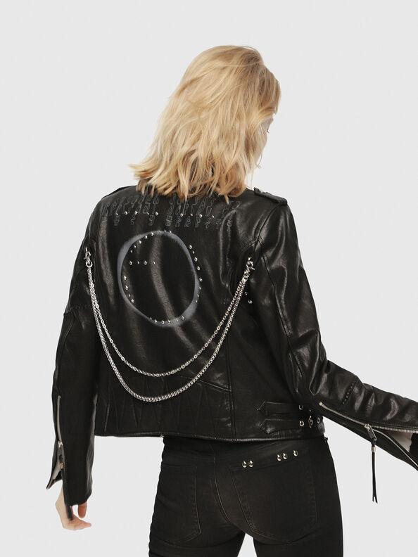 SE-LENE,  - Leather jackets