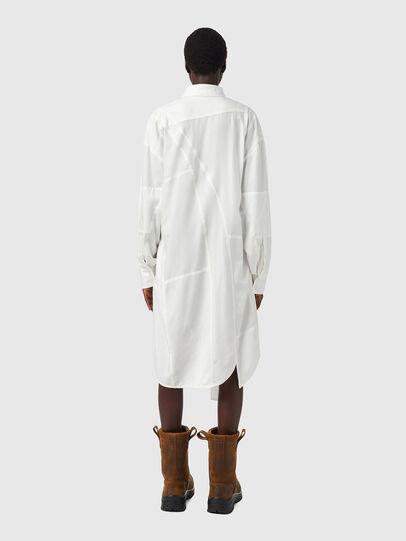 Diesel - D-VITTORIA-A, White - Dresses - Image 2