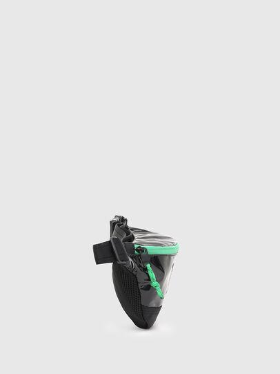Diesel - LYAM PAT, Black/Green - Belt bags - Image 3