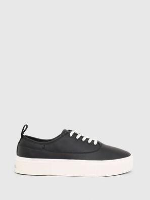 S-VANEELA LOW, Black - Sneakers