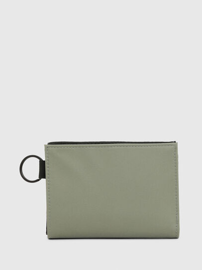 Diesel - YOSHI II, Olive Green - Small Wallets - Image 2