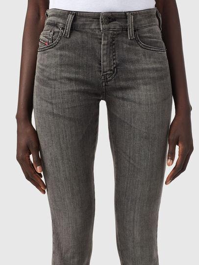 Diesel - Slandy 069XW, Black/Dark grey - Jeans - Image 3