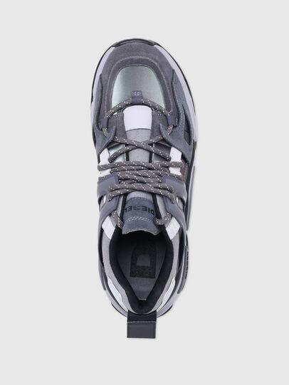 Diesel - S-KIPPER LOW TREK II, Grey - Sneakers - Image 5