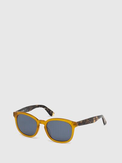 Diesel - DM0190, Yellow - Sunglasses - Image 4