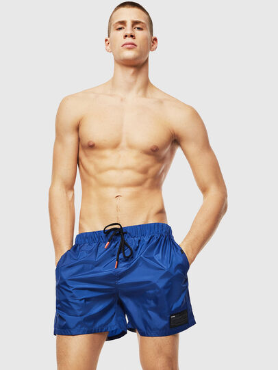 Diesel - BMBX-WAVER, Blue - Swim shorts - Image 1