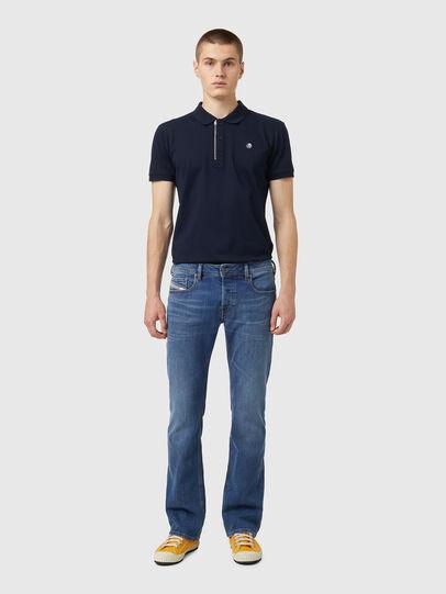 Diesel - Zatiny 09A80, Medium blue - Jeans - Image 5