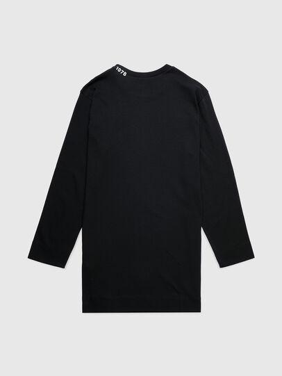 Diesel - UFTEE-JUST-FEM, Black - Pajamas - Image 2