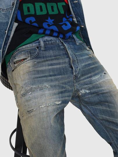 Diesel - Tepphar 084AQ, Light Blue - Jeans - Image 3