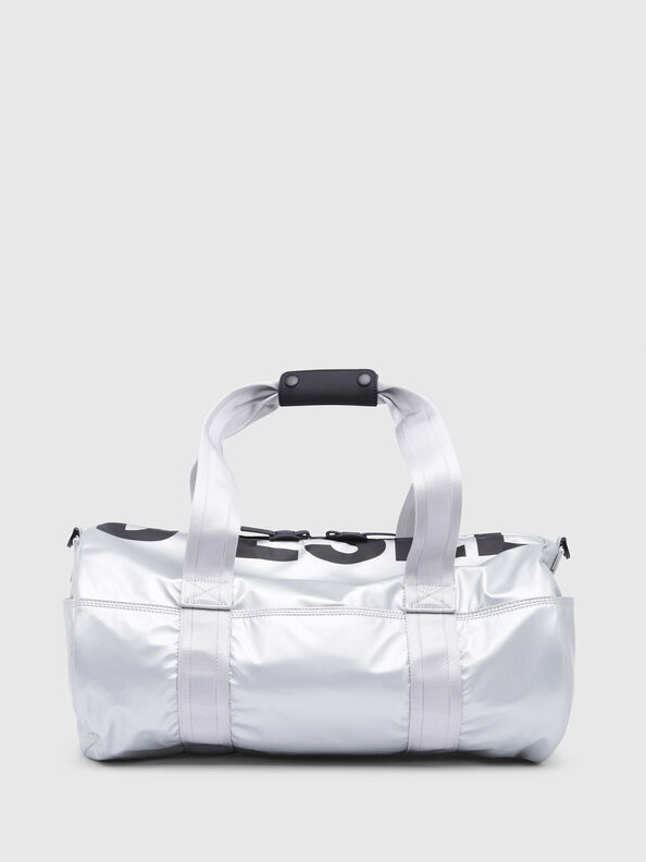 F-BOLD DUFFLE, Silver - Travel Bags