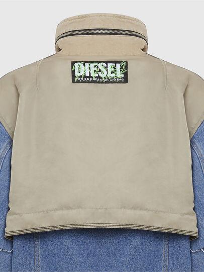 Diesel - G-CLARICE, Beige/Blue - Jackets - Image 6