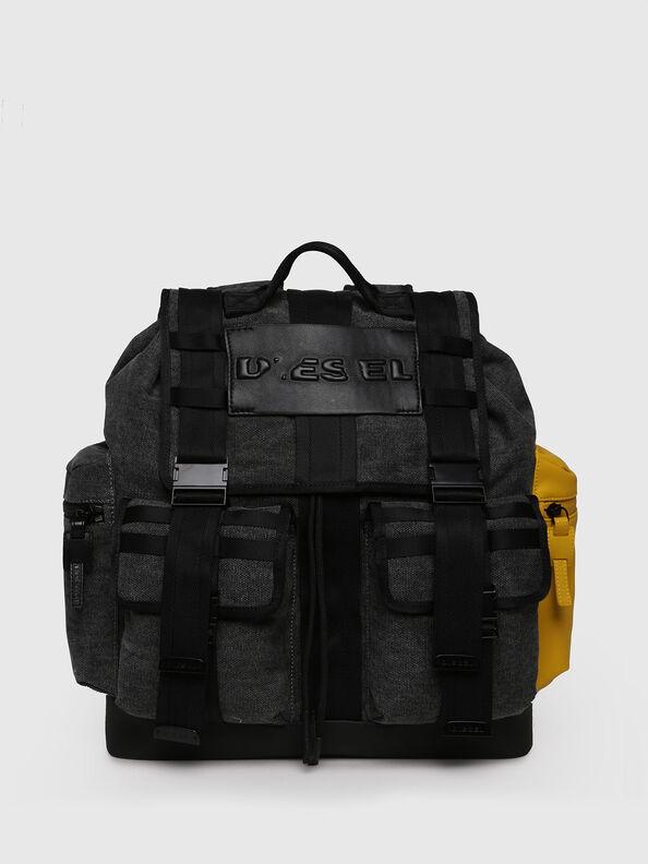 M-CAGE BACK, Gray/Black - Backpacks