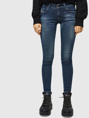 Slandy Low 069KW, Dark Blue - Jeans