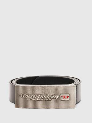 B-PIASTRY, Black - Belts