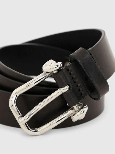 Diesel - B-PIRSIN, Black - Belts - Image 2