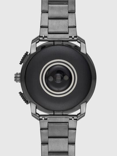 Diesel - DT2017, Dark grey - Smartwatches - Image 4