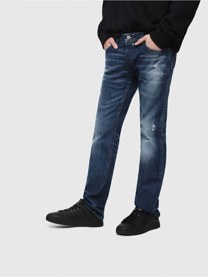 Diesel - Safado C69DZ, Medium blue - Jeans - Image 1