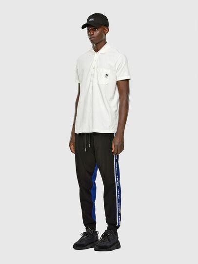 Diesel - K-BANA, Black/Blue - Pants - Image 4