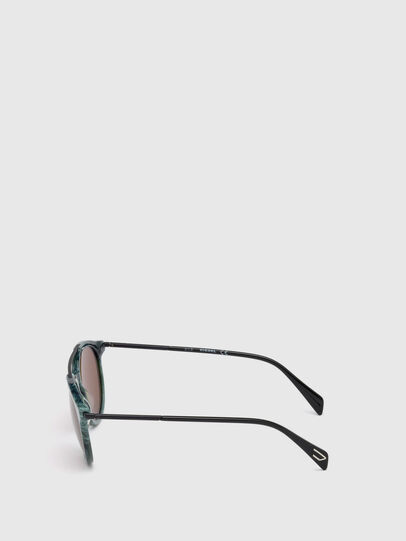 Diesel - DM0188, Green - Sunglasses - Image 3