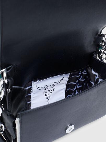 Diesel - CL - YBYS S CNY, Water Green - Crossbody Bags - Image 4