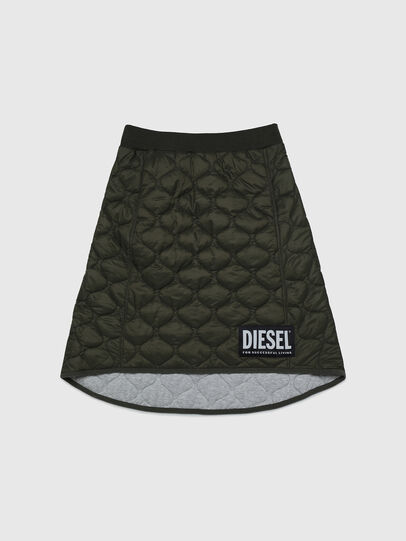 Diesel - GLIBI, Military Green - Skirts - Image 1