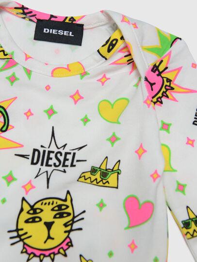 Diesel - UJE-NB, White/Pink - Underwear - Image 3