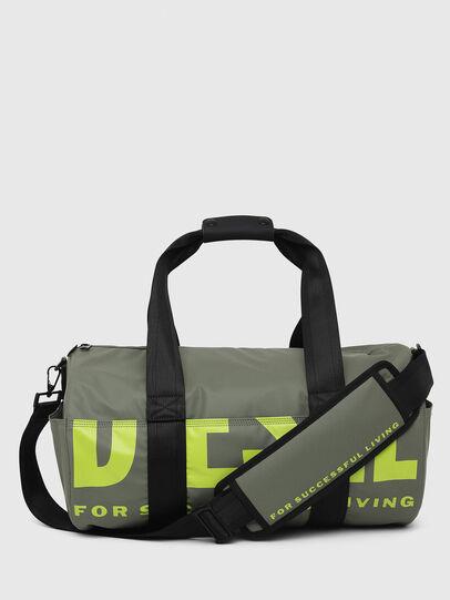 Diesel - F-BOLD DUFFLE II, Olive Green - Travel Bags - Image 5