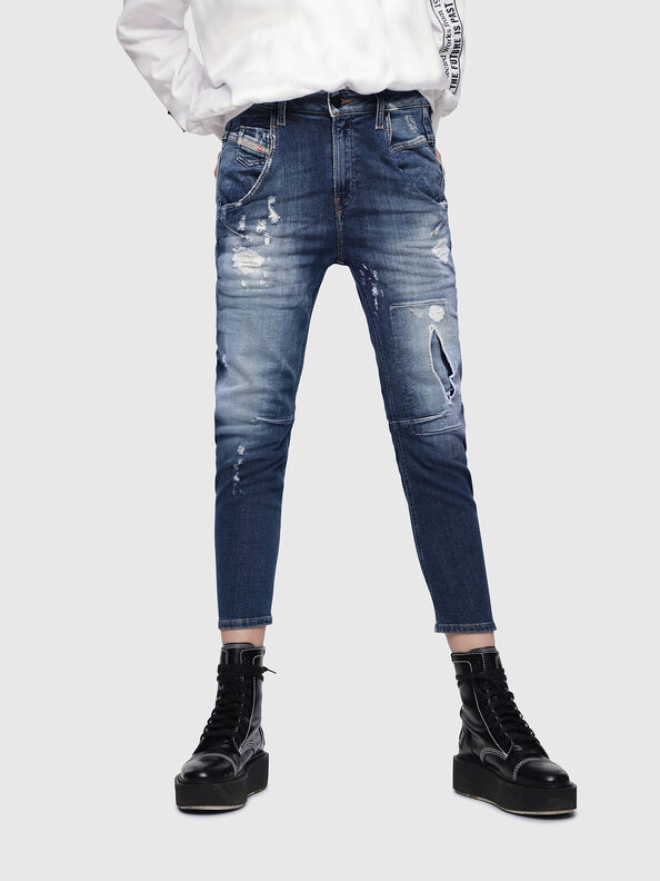 Fayza JoggJeans 087AK,  - Jeans