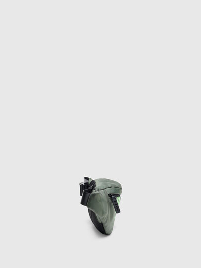 Diesel - MAXIBOLD, Olive Green - Bags - Image 5