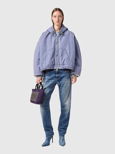 Diesel - G-KIM, Light Blue - Jackets - Image 5