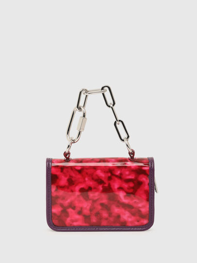 Diesel - STEA, Hot pink - Small Wallets - Image 2
