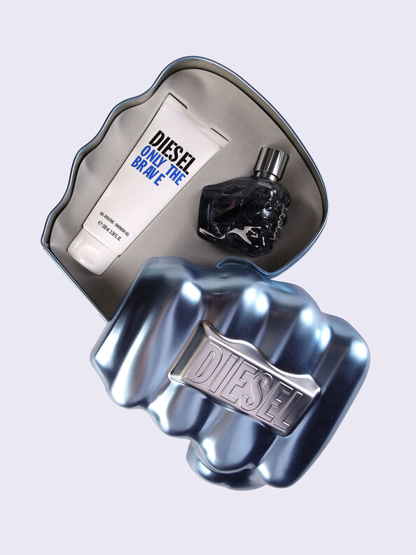ONLY THE BRAVE 50ML METAL GIFT SET,  - Only The Brave