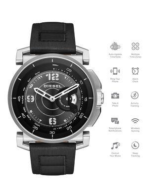 DT1000, Black - Smartwatches