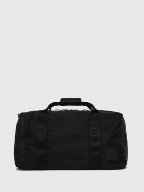 M-CAGE DUFFLE M, Black - Travel Bags
