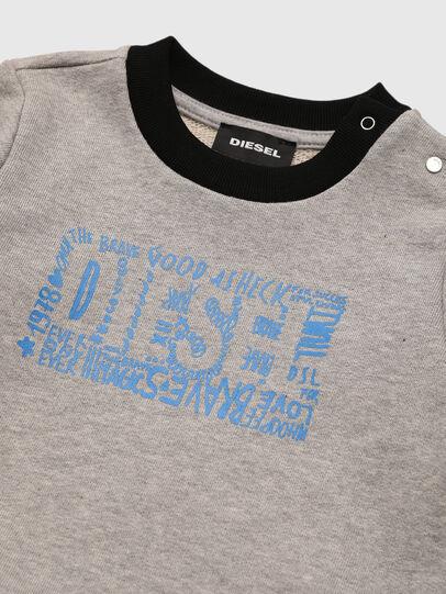 Diesel - SALLOB, Grey - Sweaters - Image 3