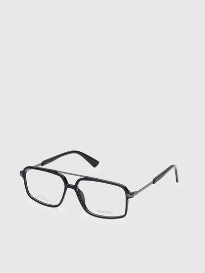 Diesel - DL5405, Black - Sunglasses - Image 2