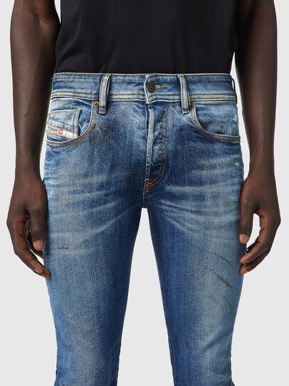 Diesel - Sleenker 069XC, Medium blue - Jeans - Image 3