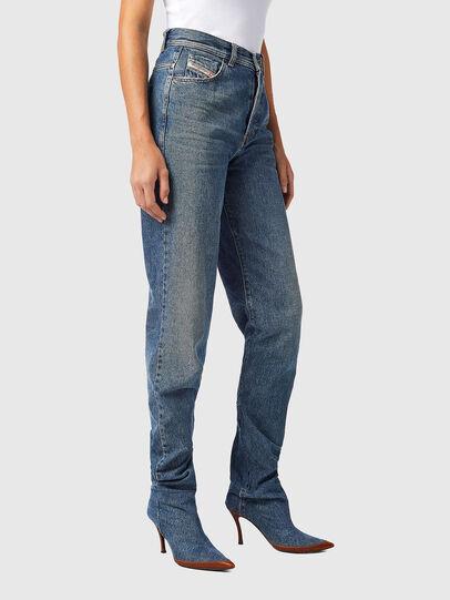 Diesel - 1956 007A7, Medium blue - Jeans - Image 4