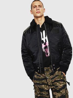 W-FEDOVIK, Black - Winter Jackets