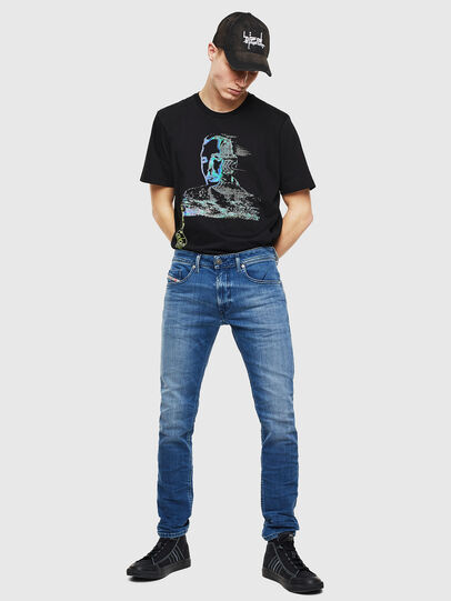 Diesel - Thommer 0097X, Medium blue - Jeans - Image 6