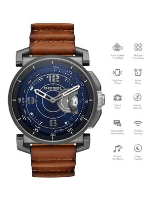 DT1003, Brown - Smartwatches
